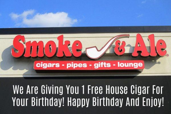 Free House Cigar